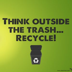 best recycling slogans
