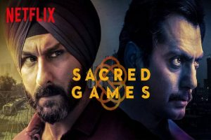 Sacred games- webseries