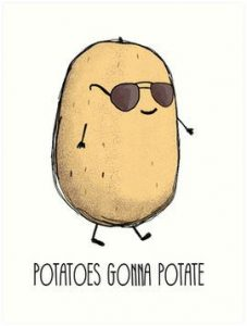best potato puns