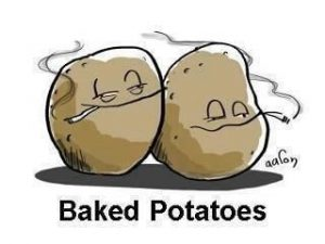 baked potato quotes