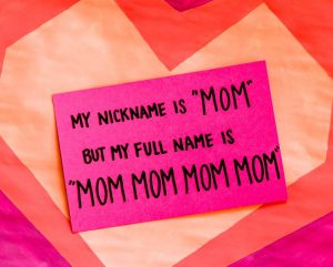 mothers day messages for mom