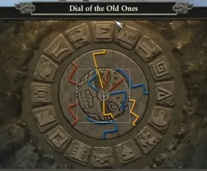 Dial of the Old Ones Puzzle