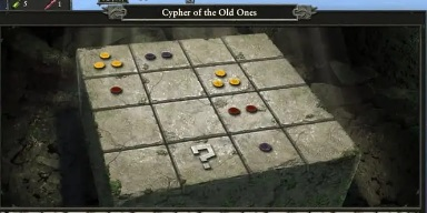 How to Solve the Cypher of the Old Ones Puzzles