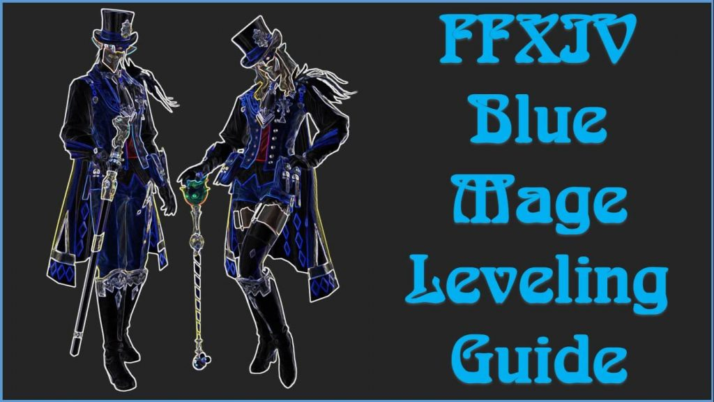 FFXIV Blue Mage Leveling Guide